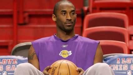 Yıl 2012: Kobe Bryant helikopter kazasında ölecek