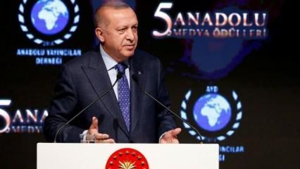 Başkan Erdoğan'dan tarihi 'Kudüs' resti