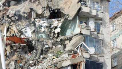 Depremde yıkılan binalara soruşturma!