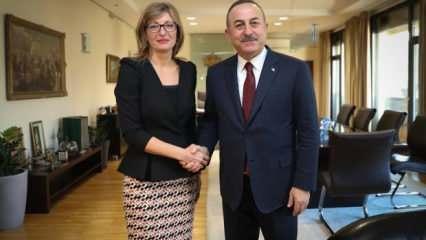 Dışişleri Bakanı Çavuşoğlu'ndan çok sert sözler