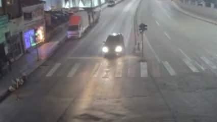 Elazığ'daki depremden yeni görüntü