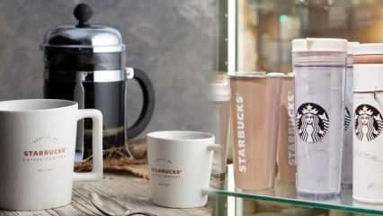 Starbucks termos, bardak ve kupa modelleri 2020