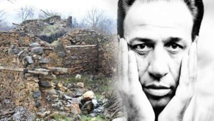 Kemal Sunal'ın evinden artık şimdi eser kalmadı! Korkutan Elazığ depreminde çöktü
