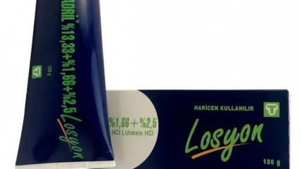 Ovadril losyon ne işe yarar? Ovadril losyonun faydaları neler? Ovadril losyon nasıl uygulanır?