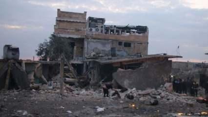 Suriye rejim güçleri 6 yeni yerleşim yeri daha ele geçirdi
