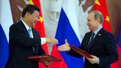 Rusya Çin ile vizesiz seyahat uygulamasını durdurdu