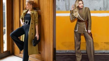 Sezonun trend süper bol paça pantolon modası