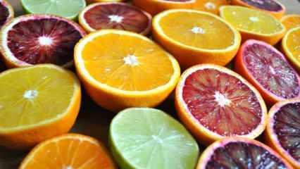 Virüslere karşı C vitamini! Turunçgiller hangi meyvelerdir? Turunçgillerin faydaları nelerdir?