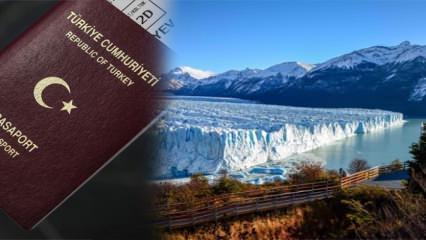 Koronavirüs'ten sonra gezilecek yerler: 116 vizesiz ülke