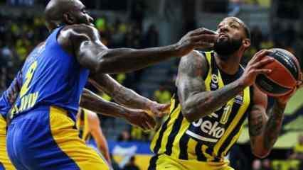 Fenerbahçe son topta kaybetti!