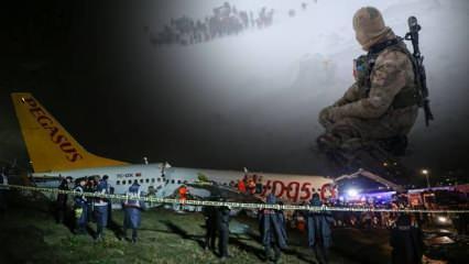ABD'den Van'daki çığ felaketi ve Sabiha Gökçen'deki uçak kazası sonrası açıklama