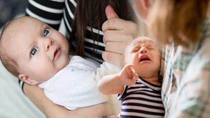 Emmeyi reddeden bebeğe ne yapılmalı? Meme reddi çözümleri