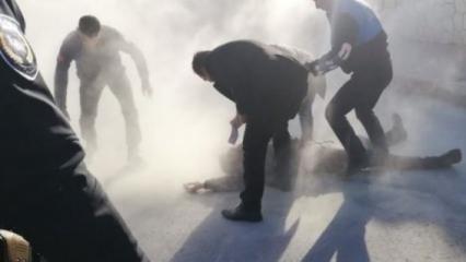Algı operasyonu tutmadı! CHP'li belediyeden çıkarılan işçi de kendini yaktı