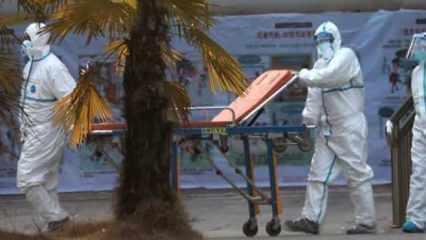 Çin'de bir ABD'li korona virüsten öldü