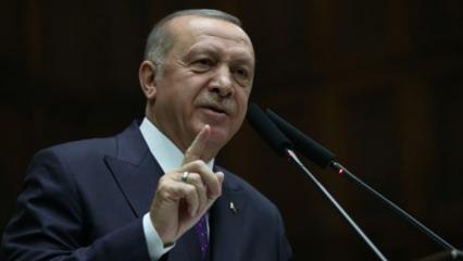 Erdoğan'dan son dakika Suriye'ye operasyon sinyali: Geri çekilin yoksa...