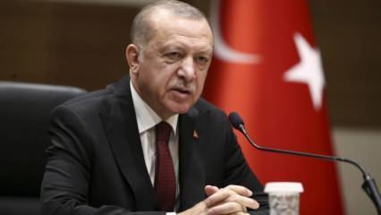 Erdoğan'ın tek cümlesi yetti: Muhatabımız siz değilsiniz, önümüzden çekilin