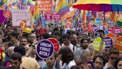 FETÖ bunu da yaptı: LGBT hamlesi!
