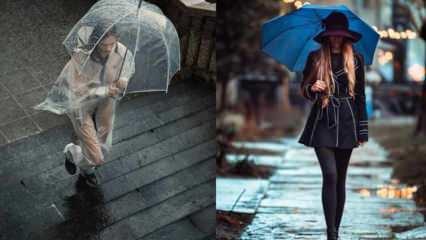 Islak kıyafetler nasıl kurutulur? Yağmurda ıslanan kıyafetleri kurutma yöntemi
