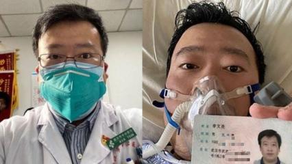 Aralık ayında virüsü tespit edip susturulan doktorda koronavirüs çıktı