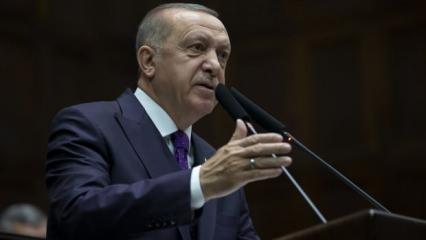 Erdoğan duyurdu: 2020 yılını Patara yılı ilan ettik