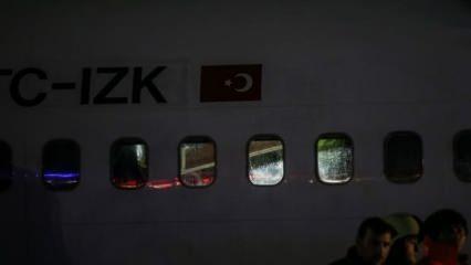 Kaza yapan uçağın radar görüntüleri ortaya çıktı