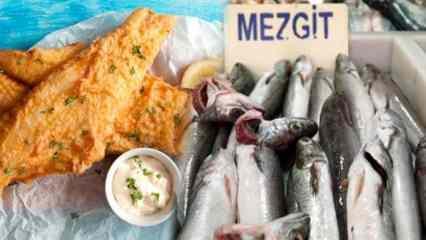 Mezgit balığı nasıl temizlenir? Mezgit balığını ayıklamanın pratik çözümü