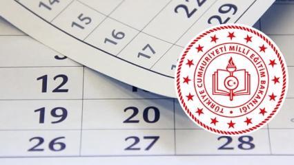 Okullar ne zaman kapanacak? İkinci dönem 2020 yaz tatili ve ara tatili tarihleri