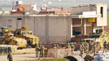 Suriye'de korkutan gelişme! Mesafe 1 kilometreye düştü