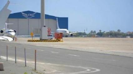 Suudi şeyhinin yolcu uçağını kullanan Rum lidere şok