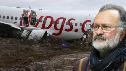 Uçak kazası üzerinden siyaset yapan Bahadır Altan, teröristlere 'gerilla' demiş