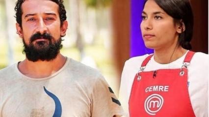 Masterchef Türkiye birincisi Cemre Uyanık, futbolcu Serhat Akın'ın mekanında çalışacak!