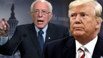 ABD'de sandıktan Sanders çıktı