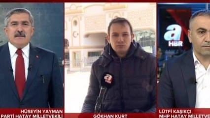 Muhalefetin Suriye tepkisine milletvekillerinden sert yanıt