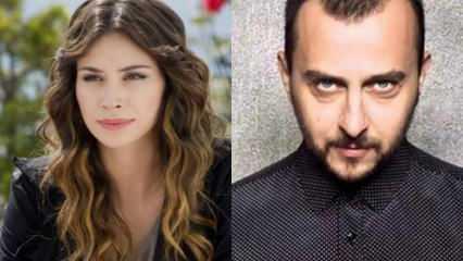 Ali Atay, Ezel Akay'ın 'Osman Sekiz' filminin kadrosunda!