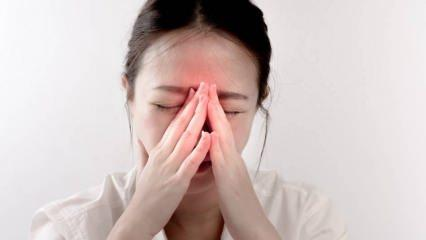 Burun kemiği neden ağrır? Burun kemiği ağrısının belirtileri nelerdir & Tedavisi var mıdır