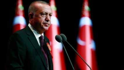 Cumhurbaşkanı Erdoğan'dan son dakika Suriye açıklaması: Yarın paylaşacağım