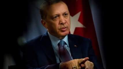 Erdoğan İslam alemine seslendi! ABD ve İsrail'e Kudüs dersi