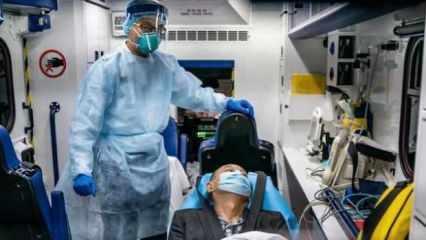 Gelen bilgiler şoke ediyor! Koronavirüs'te yeni gelişme
