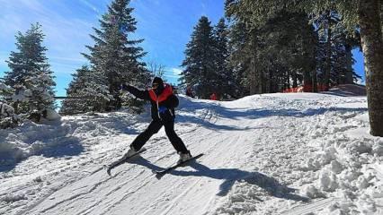 Gerede Arkut Dağı Kayak Merkezi'ne nasıl gidilir? Bolu'da gidilecek yerler