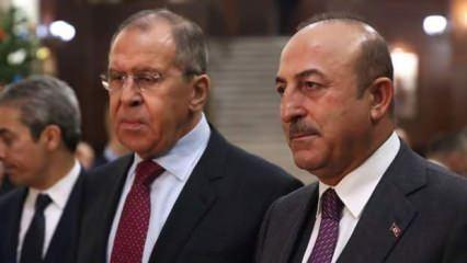 İdlib'teki saldırı sonrası Rusya ile kritik görüşme