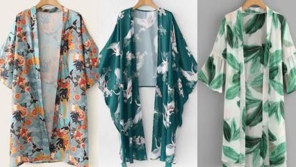 Japon geleneksel kıyafeti kimono nedir? Kimono modelleri 2020