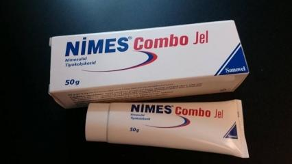 Nimes Combo Jel ne işe yarar? Nimes Combo Jel kullanım kılavuzu! Nimes Combo Jel fiyatı