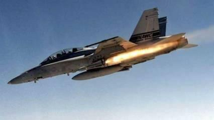 Suriye fena karıştı! Çatışma çıktı, ABD savaş uçakları Esed rejimini vurdu