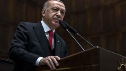Erdoğan, 'FETÖ'nün siyasi ayağını açıklıyorum' deyip çok sert konuştu
