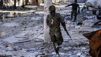 İdlib'de 100'e yakın İran destekli terörist öldü!