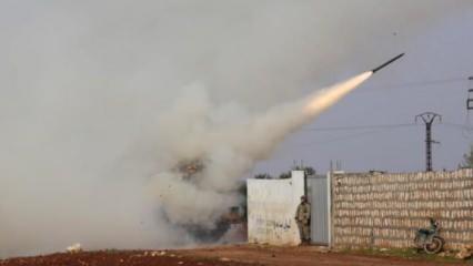 Türk ordusu İdlib'te böyle vurdu!