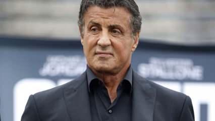 73 yaşındaki Sylvester Stallone'nin korona virüsü korkusu!