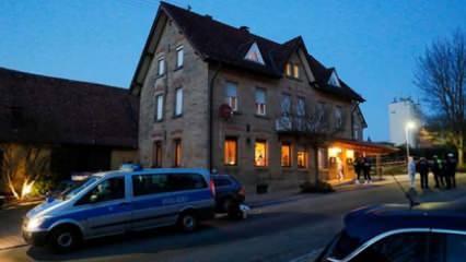 Almanya'da iki kafeye silahlı saldırı: Çok sayıda ölü