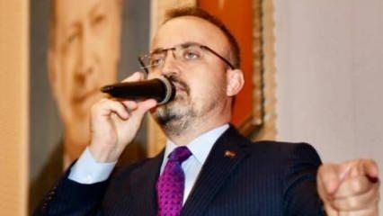 Bülent Turan'dan İYİ Parti açıklaması: Yürüyemediği aşikar