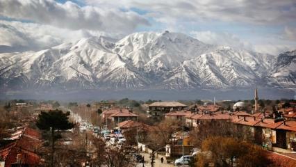 Erzincan'da nerelere gidilir? Erzincan'da ne yenir?